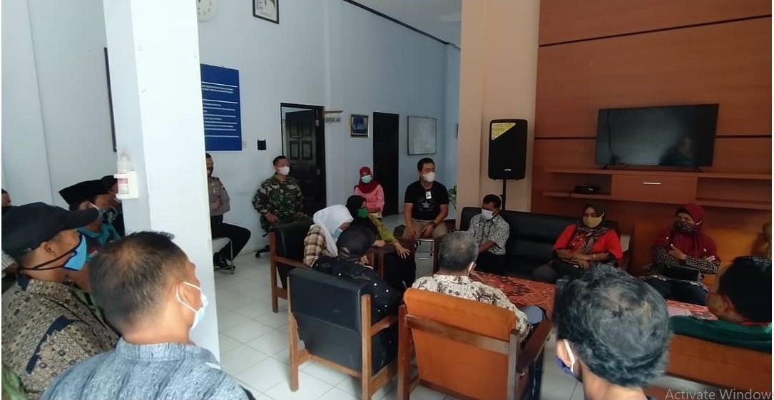 Rapat Koordinasi Acara Hajatan Kecamatan Banyuurip