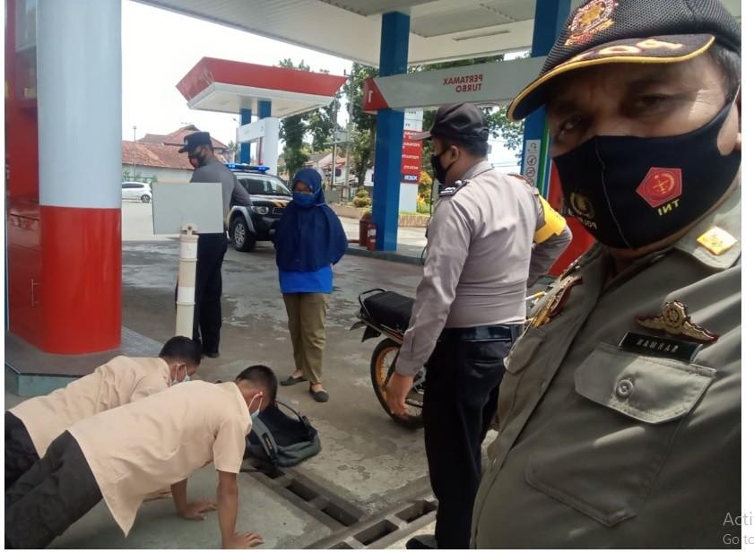 Patroli Kesehatan di Wilayah Kecamatan Banyuurip