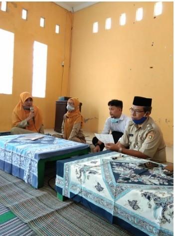 Sosialisasi P2L KWT Anggrek Asri Kelurahan Borokulon