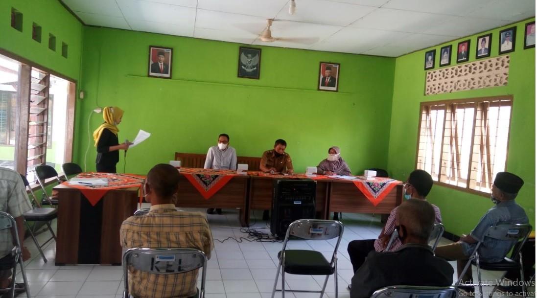 Sosialisasi Pembangunan Perumahan Casa de Nova