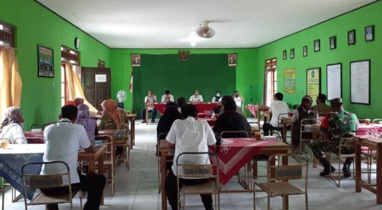 Persiapan Lomba Jogo Tonggo tingkat Propinsi Jateng