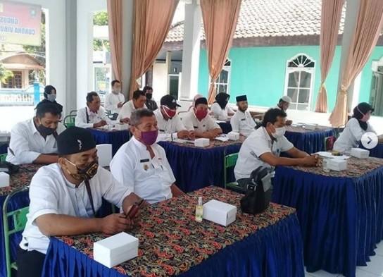 Konferensi Kepala Desa dan Lurah bulan Agustus