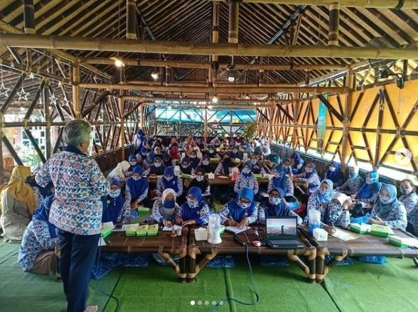 Orientasi Lini Lapangan Balai KKBPK Kecamatan Banyuurip